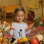 Харчування в дитячому садку Мандаринка