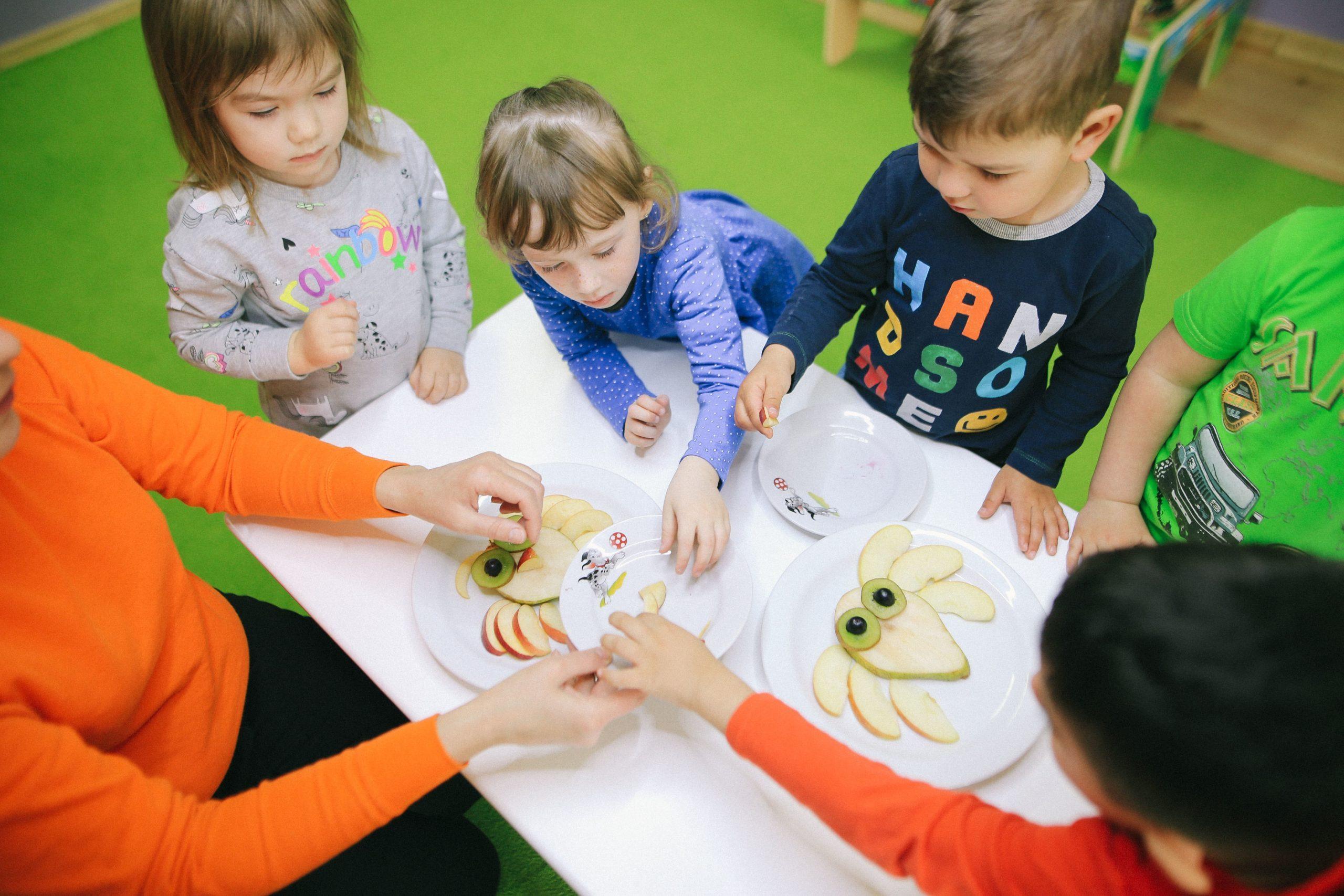Здорове харчування діток