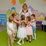 Утренние обряды в детском саду